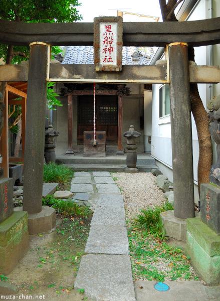 Shinto Shrine Asakusa