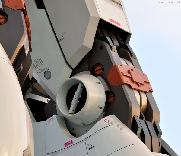 Gundam RX-78-2, Odaiba