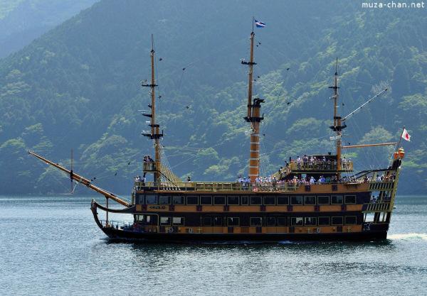 Hakone Lake Ashi