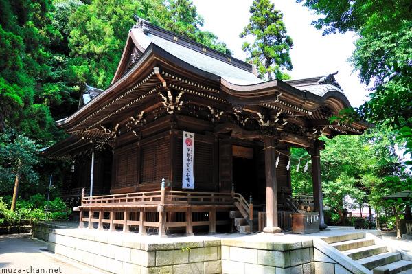 Goryo Jinja Kamakura