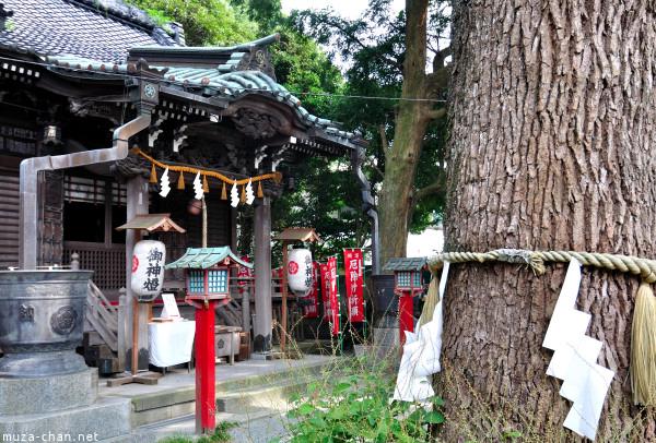 Yakumo Shrine, Kamakura