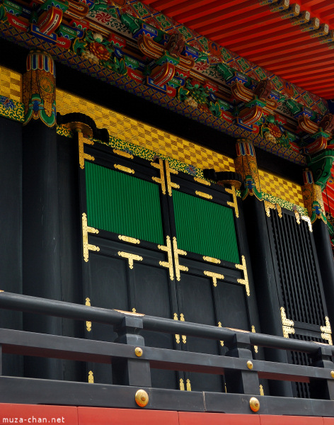 Jisho-in Mausoleum at Edo Tokyo Open Air Museum