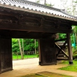 Gate of Date Family Residence at Edo Tokyo Open Air Museum