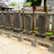 Graves of the 47 Ronin at Sengaku-ji Temple