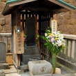 Grave of Oishi Kuranosuke at Sengaku-ji Temple
