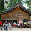 The Sacred Stable at Toshougu Shrine