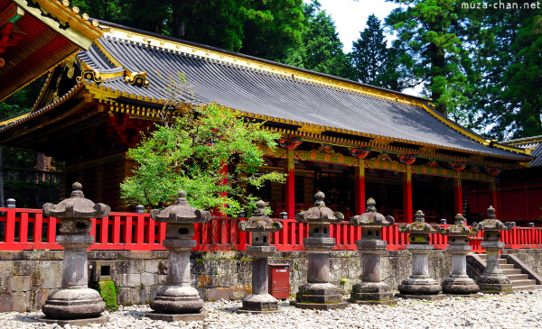 Nakajinko (Middle Storehouse) at Toshougu Shrine, Nikko