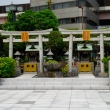 Shinto Shrine at Ryogoku Kokugikan