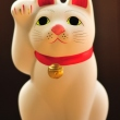 Maneki neko, souvenir from Gotoku-ji Temple