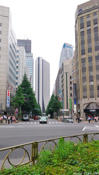 Sompo Japan Building Shinjuku