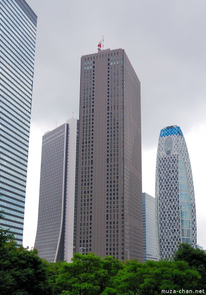 Sompo Japan Building Shinjuku
